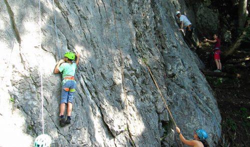 Artikelbild zu Artikel Klettern an der Zellerwand
